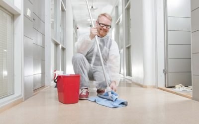 Commercial Cleaning Services Versus Do-It-Yourself